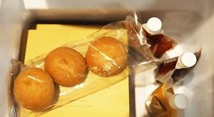 ナッシュ解凍方法パン