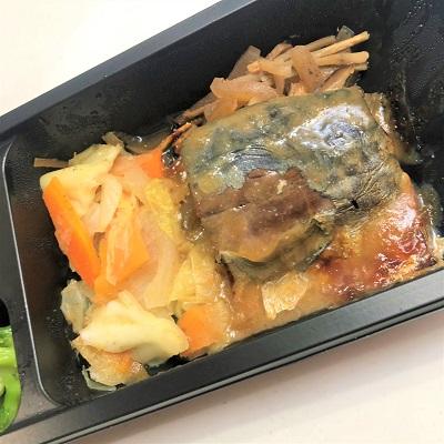 ハレトケ弁当魚