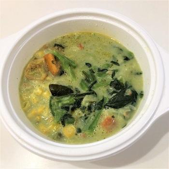ウェルネスダイニング食べるスープ