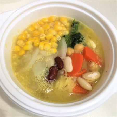ウェルネスダイニング野菜を楽しむスープ食口コミ