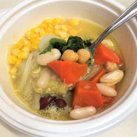 ウェルネスダイニング野菜を楽しむスープ食