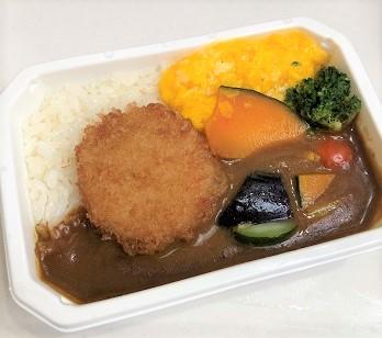 ANA機内食食べ方